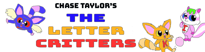 Chase Taylor's The Lettter Critters